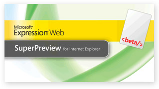 Web Expression SuperPreview